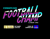 European Football Champ
